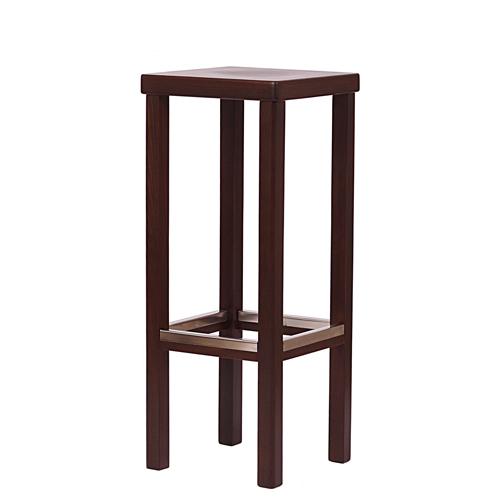 Dřevěná barová židle LIVO