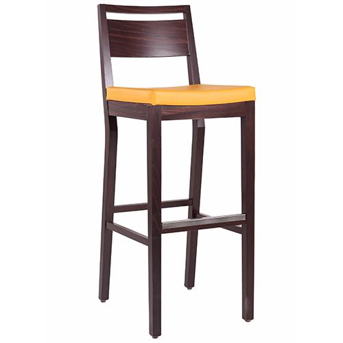 BDřevěné barové židle pro restaurace
