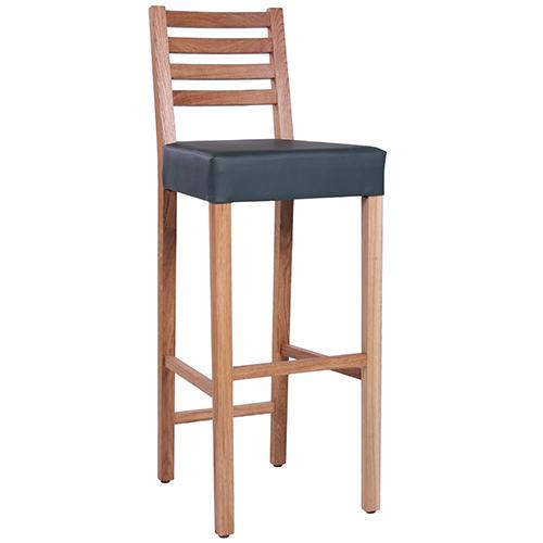 Barové židle dubové