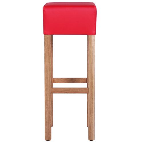 Dubové barové židle
