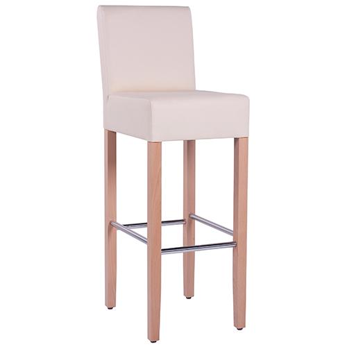 Brevené barové stoličky