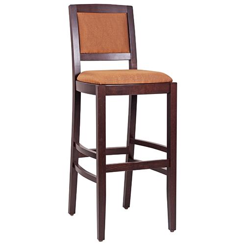 Barové židle čalouněné