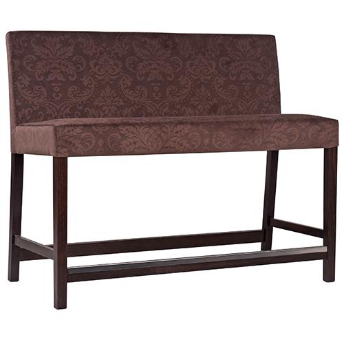 Barové dřevěné lavice