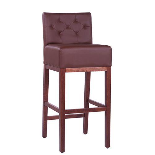 Dřevěné barové židle MODERO HRLK