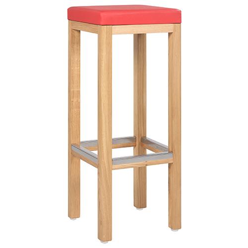Barové stoličky masívny dub