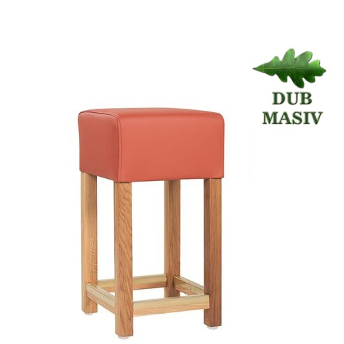 Dřevěné barové židle dub masiv