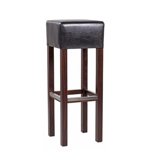 Dřevěná barová židle RIO P (akce)