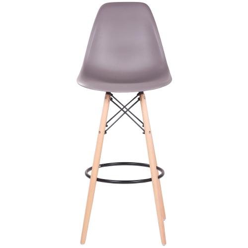 Barové židle skořepinový sedák