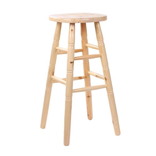 Barové židle borovice
