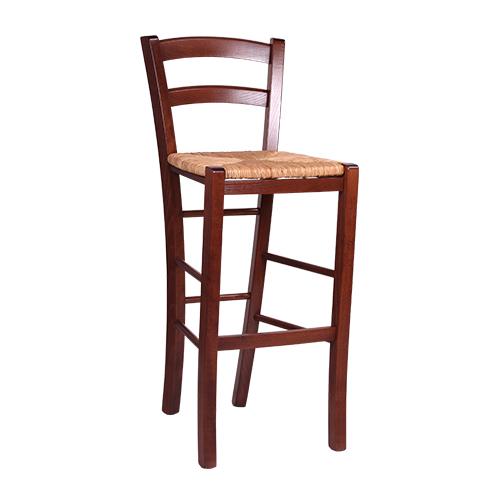 Drevěné barové stoličky RICARDO BAR