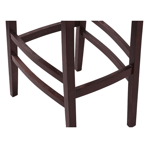 Dřevěná kostra židle