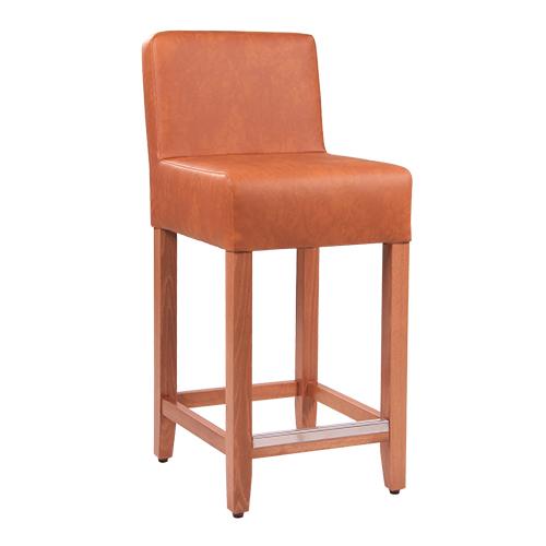 Dřevěné barové stoličky do kuchyně
