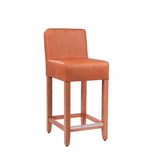 Dřevěná barová židle FABIO RL TH