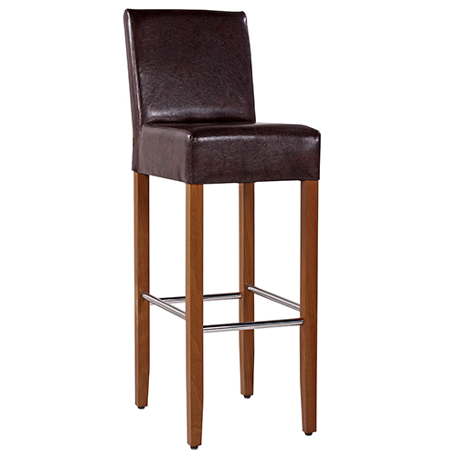 Čalúnené barové stoličky