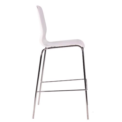 Designové odolné barové židle