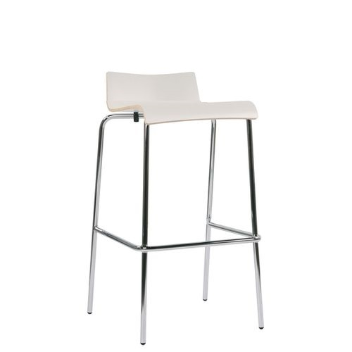 Barová židle ROMAN HPL S stohovatelná
