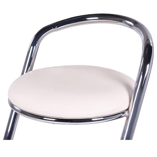 Barové kovové stoličky