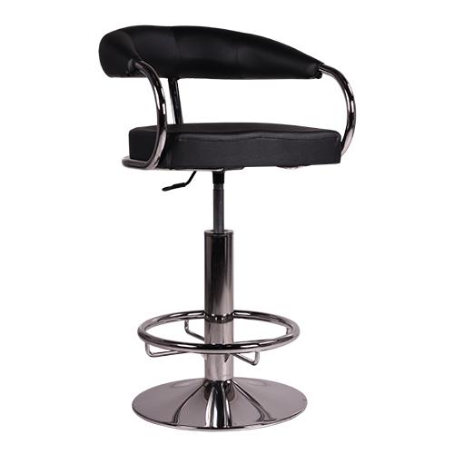 Kovové casino barové židle