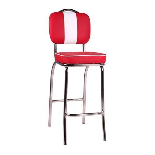 Kovové barové židle PAUL