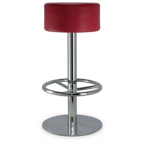 Kovové stoličky barové
