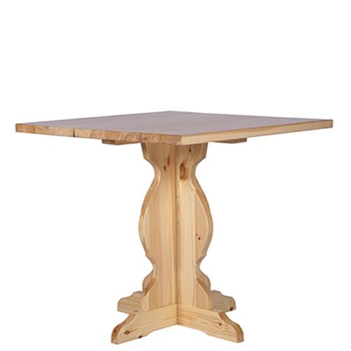 Dřevěný borovicový stůl ALVA 88