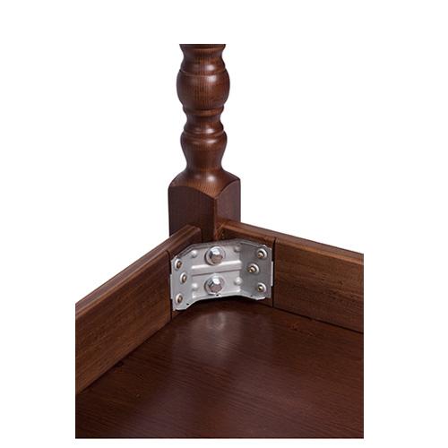 Dřevěné masivní stoly