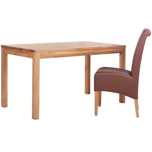 Reštauračné stoly dub masív