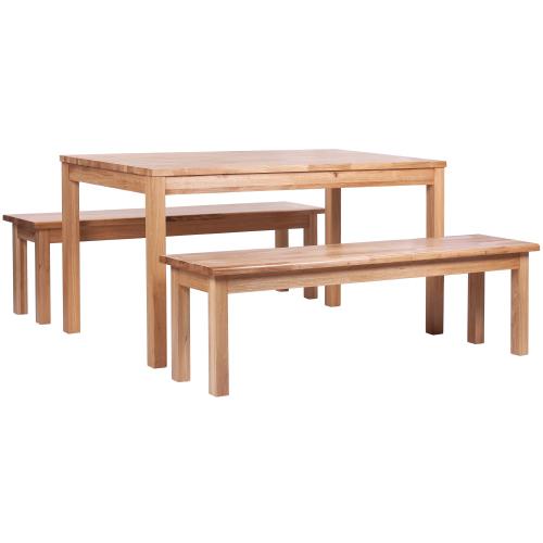 Restaurační stoly dub masiv