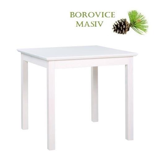 Dřevěné borovicové stoly ROBBY 88Z jídelní a restaurační