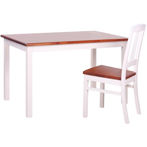borovica masív nábytok stoličky a stoly
