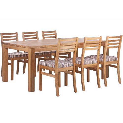 dubové stoly jídelní
