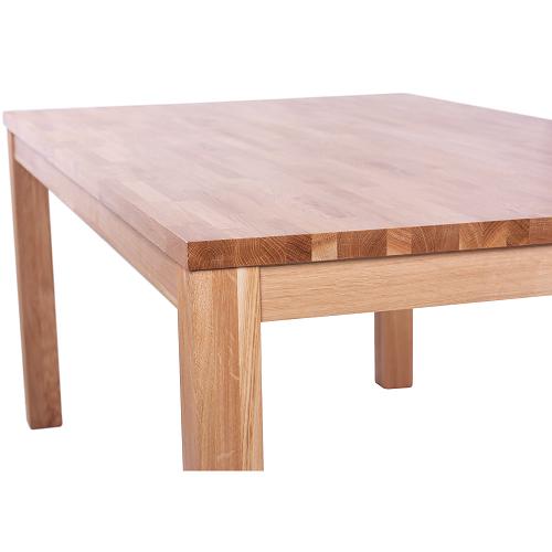 Dubové reštauračné stol