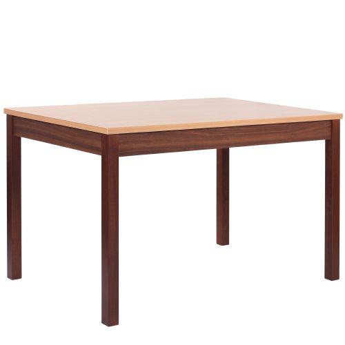 Dřevěné stoly KIAN-MBC 128 až 168 (stolová deska 25 mm)