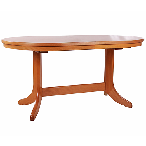 Jidelní stoly z masivního buku SJM04-R rozkládací