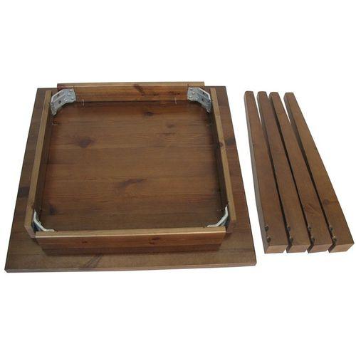 Borovicové masivní stoly
