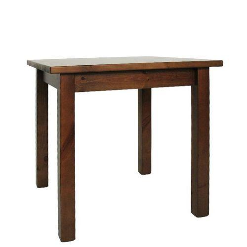 Dřevěné masivní stoly barovice