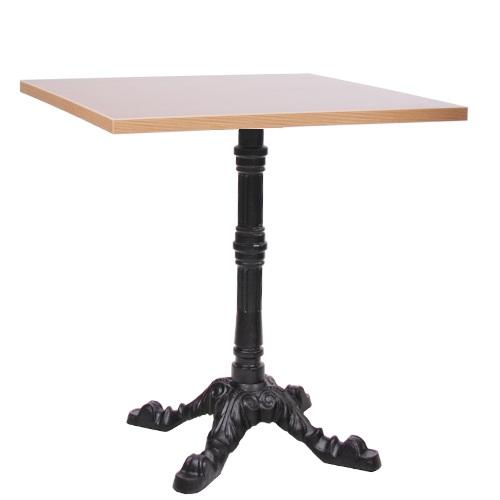 Kovové stoly LEON 4 H70-25