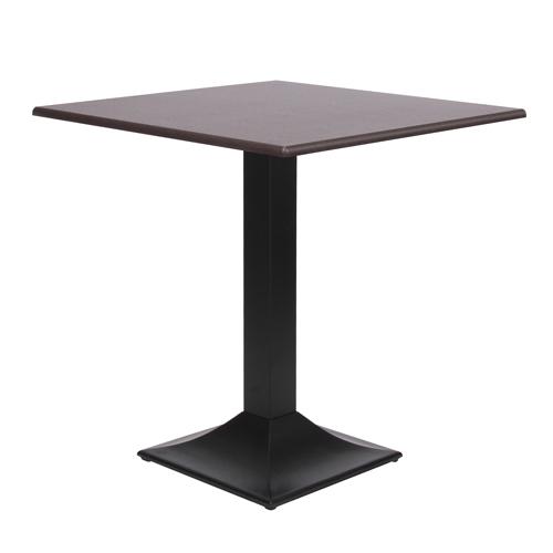 Kovový bistro stůl