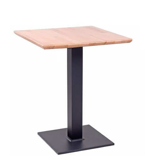Restaurační stoly GARDA DMZ HR více rozměrů buk masiv