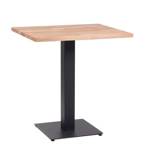Restaurační dubové stoly