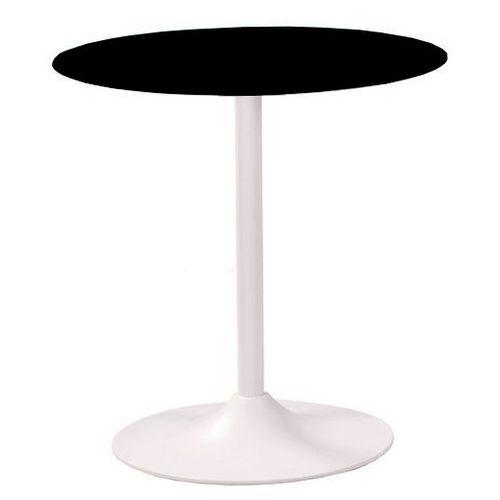 Kulaté kovové stoly