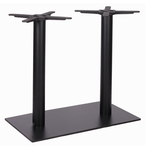 Kovové stolové podnože SALENTO DUO