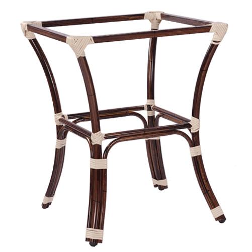 Hliníkové stolové podnože bambus
