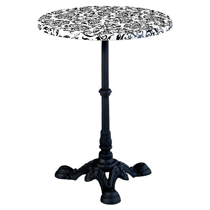 kovové stoly a podnože