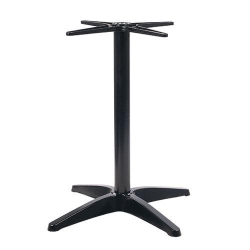 Kovové stolové nohy RONNY černá barva