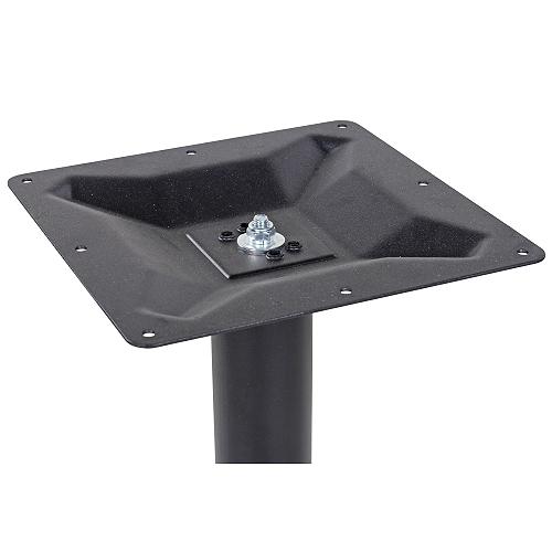 ocelové uchycení stolové desky