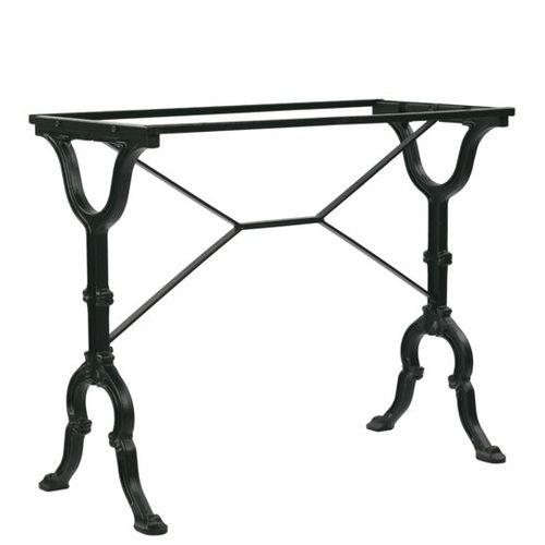 Litinové stolové podnože BERN
