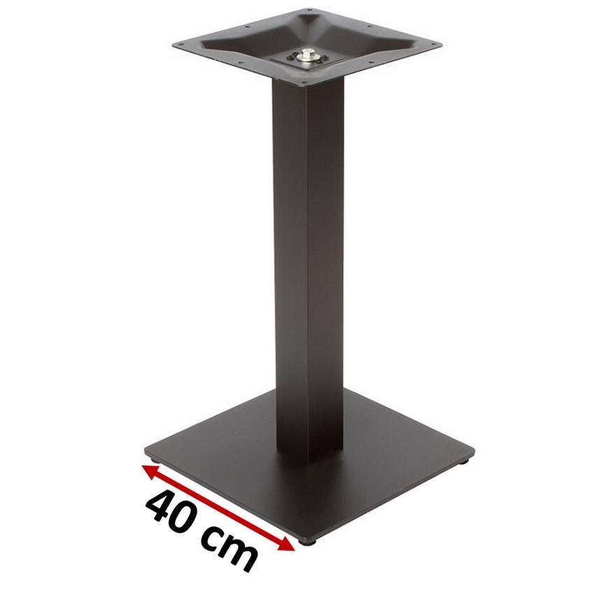 Kovové  nohy ke stolu       NIZZA 40