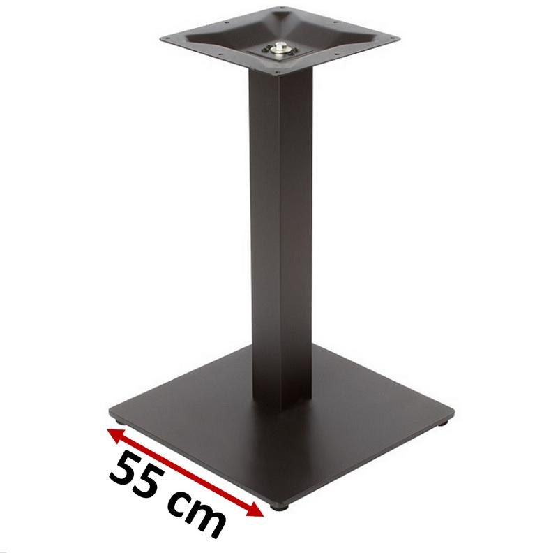Kovové nohy pod stůl