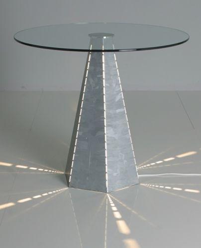 Svítíci stolové podnože TORIS